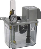 cyclic lubrication pump